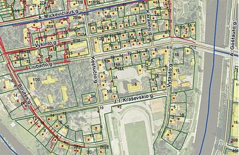 CADASTRAL MAPPING